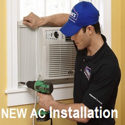 New AC Installation Services
